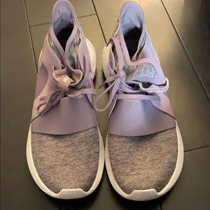Adidas lilac tubular size 6.5